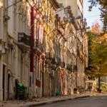 fotografias de cidades coimbra outono por do sol